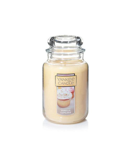 Yankee Candle ароматна свещ VANILLA CUPCAKE